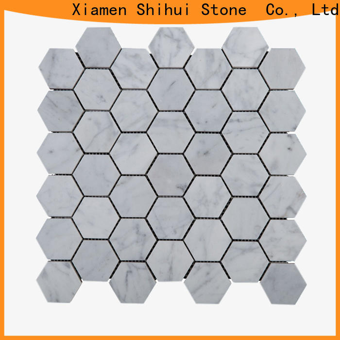 Shihui tile stone mosaic manufacturer for bathroom
