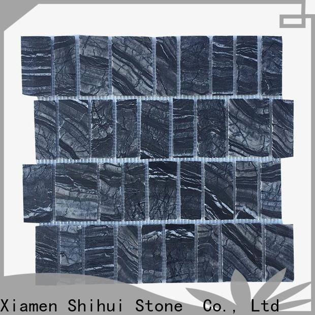 Shihui stone mosaic backsplash from China for toilet