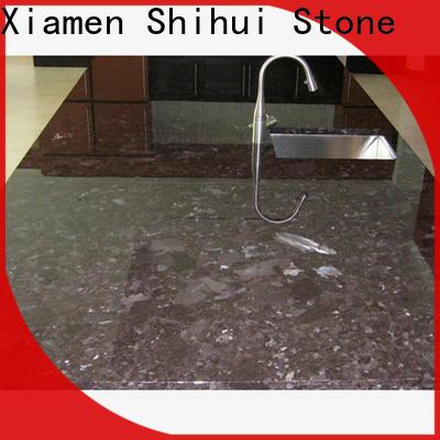 artificial best stone kitchen countertops supplier for kitchen