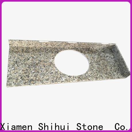Shihui manmade stone slab countertop supplier for bathroom