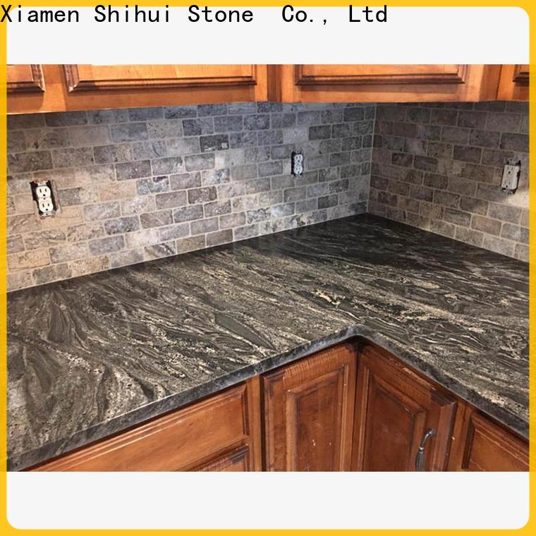 manmade stone tile countertops supplier for hotel