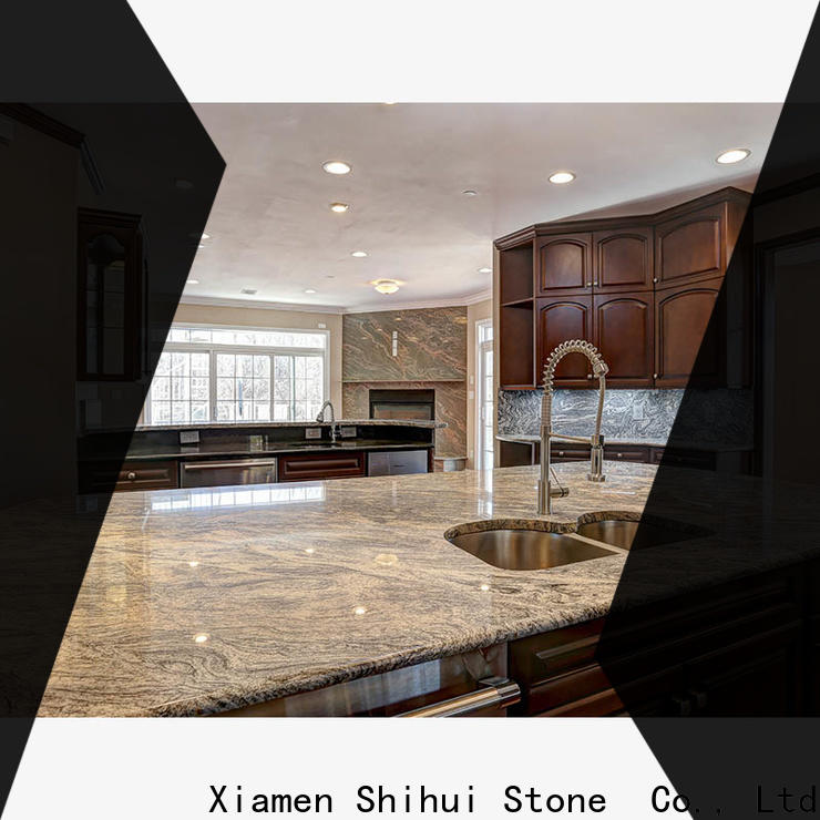 Shihui manmade solid stone countertops supplier for bar