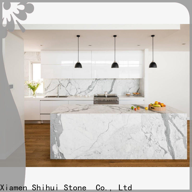 brown stone slab countertop wholesale for bar