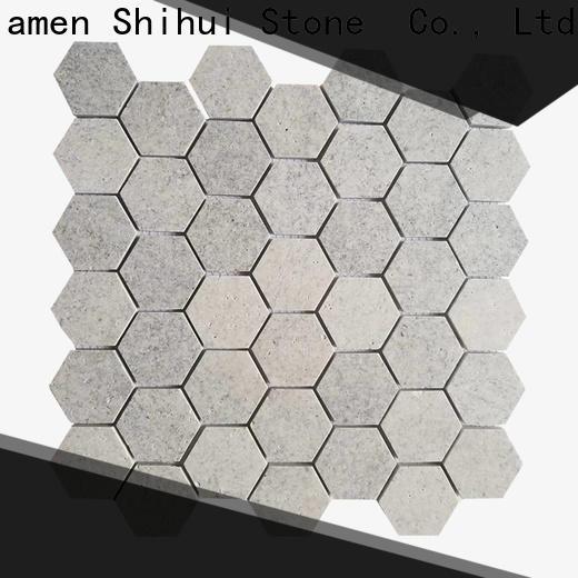 Shihui stone mosaic backsplash manufacturer for household