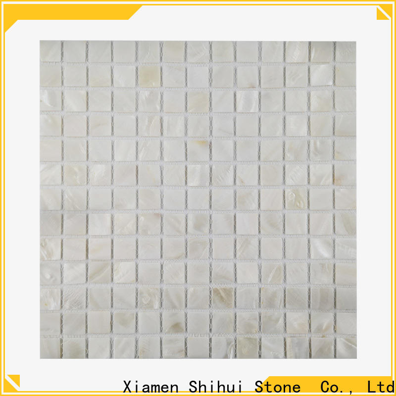 Shihui natural stone mosaic customized for household