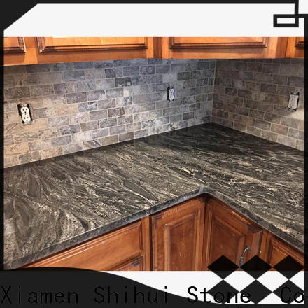 Shihui quality best stone kitchen countertops personalized for bathroom