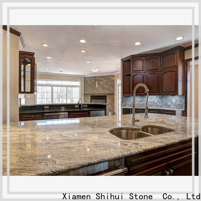 Shihui top stone countertops factory price for bathroom