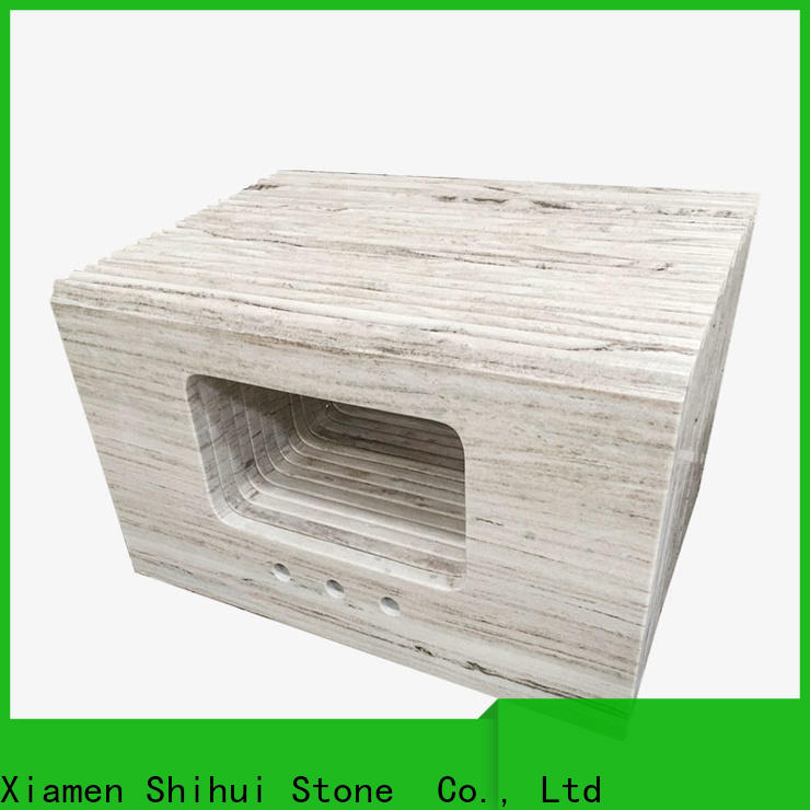 Shihui cultured stone countertop personalized for kitchen