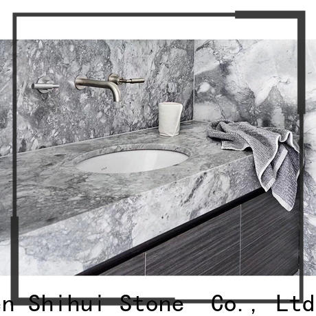 Shihui juparana top stone countertops wholesale for hotel