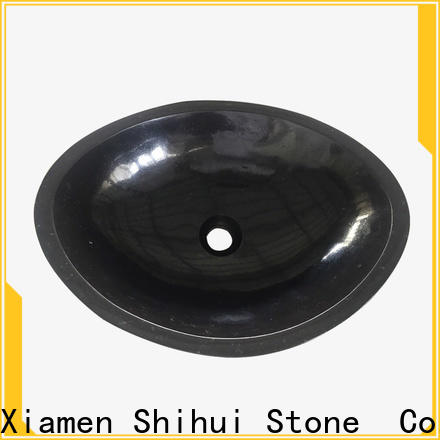 Shihui natural stone basin personalized for bathroom