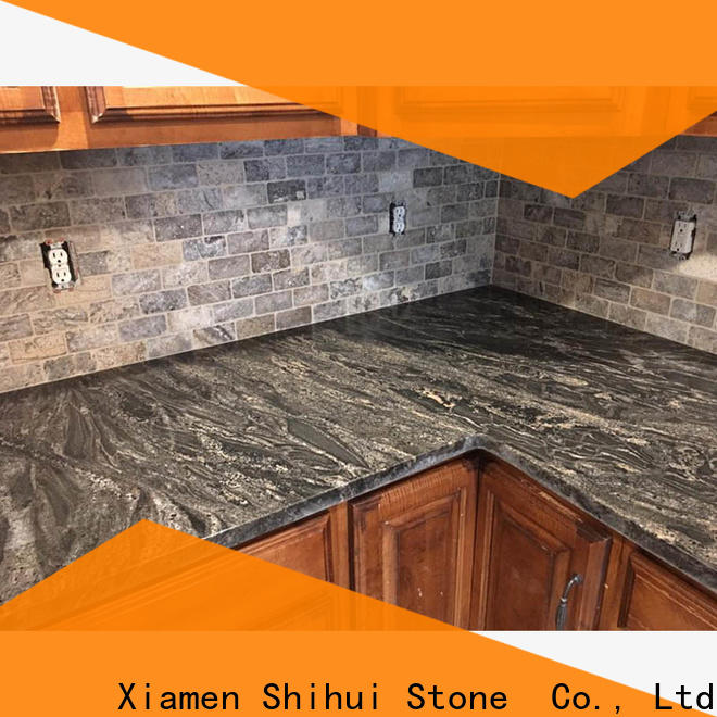 calacatta stone tile countertops factory price for bar