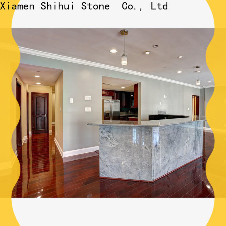 Shihui stone slab countertop supplier for bar