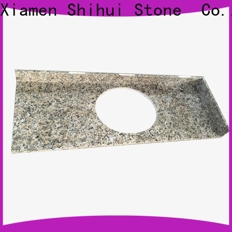 Shihui stable manmade stone countertops personalized for bathroom