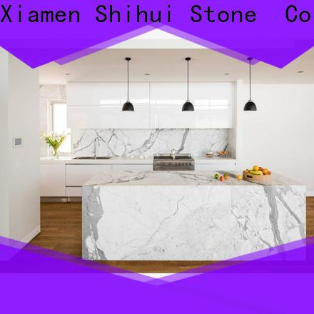 Shihui black top stone countertops supplier for hotel