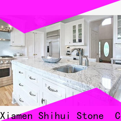 Shihui manufactured stone countertops wholesale for hotel