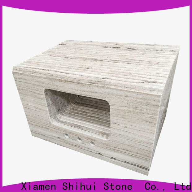 Shihui artificial engineered stone countertops wholesale for hotel