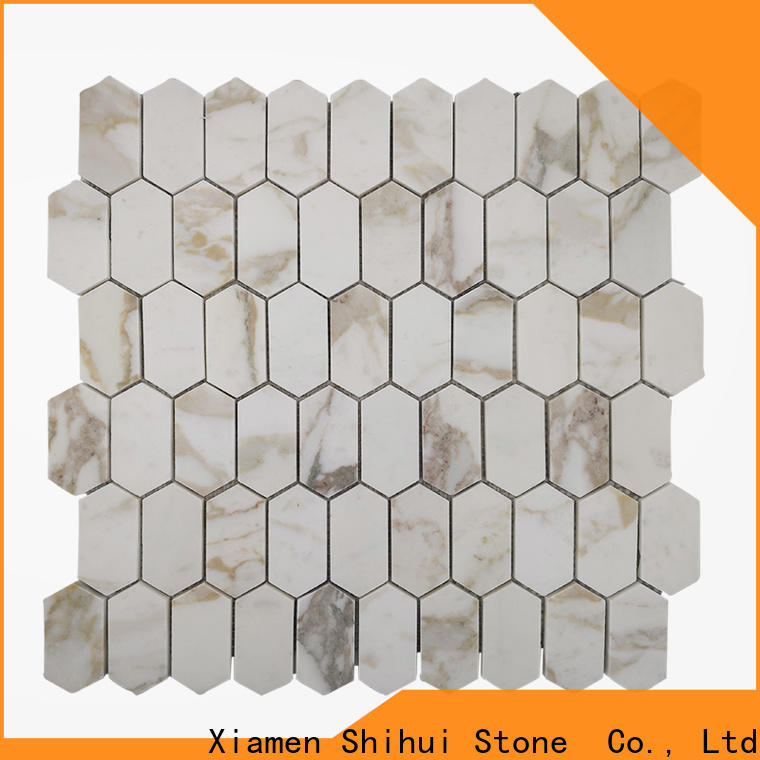Shihui natural stone mosaic tiles from China for indoor