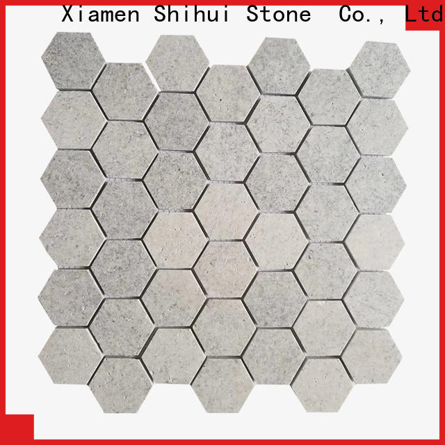Shihui hot selling stone mosaic backsplash series for household
