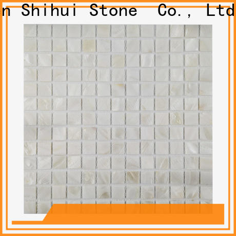 Shihui oriental natural stone mosaic from China for toilet