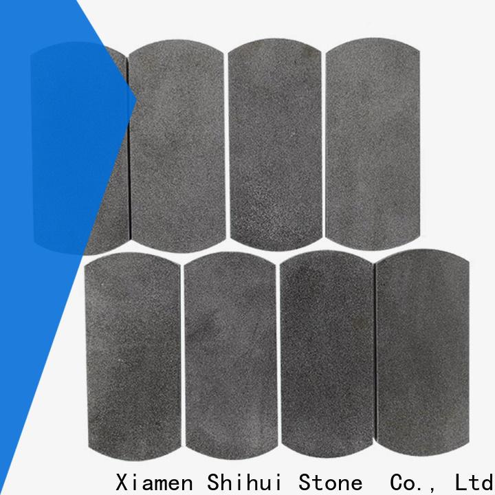 Shihui oriental natural stone tile mosaic series for toilet