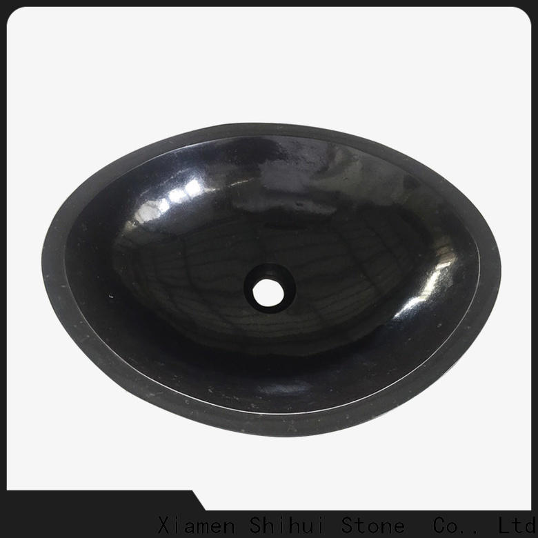 Shihui natural stone sink basin personalized for hotel