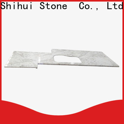 artificial stone tile countertops personalized for kitchen