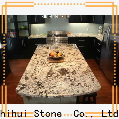 Shihui juparana solid stone countertops personalized for kitchen