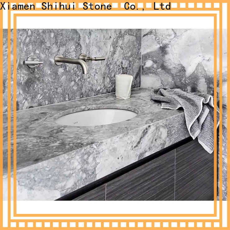 Shihui stone countertop wholesale for bathroom