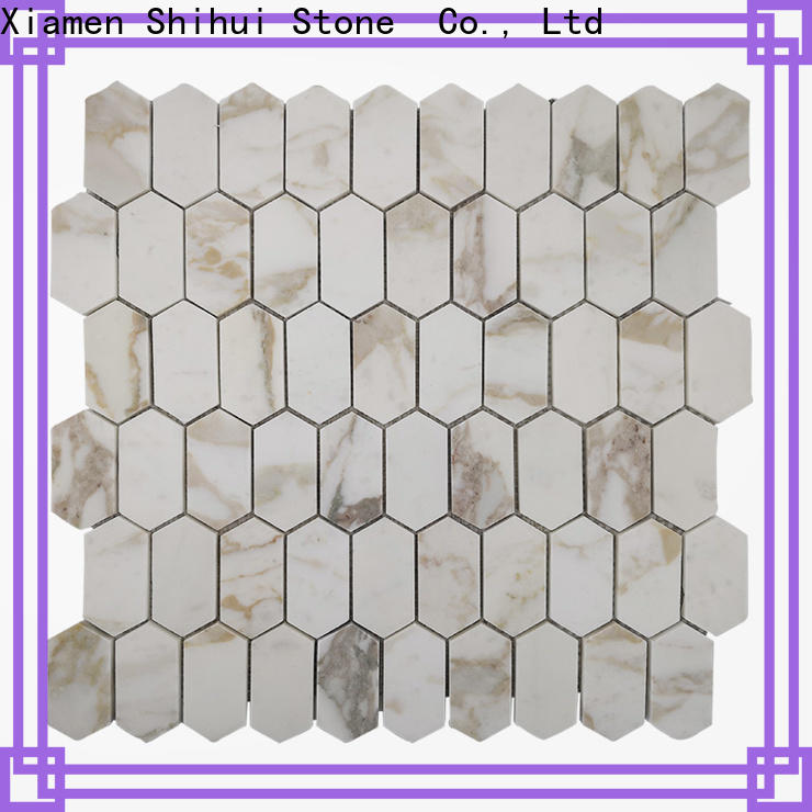 durable natural stone mosaic series for household