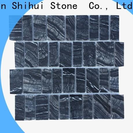 Shihui natural stone mosaic tiles manufacturer for toilet