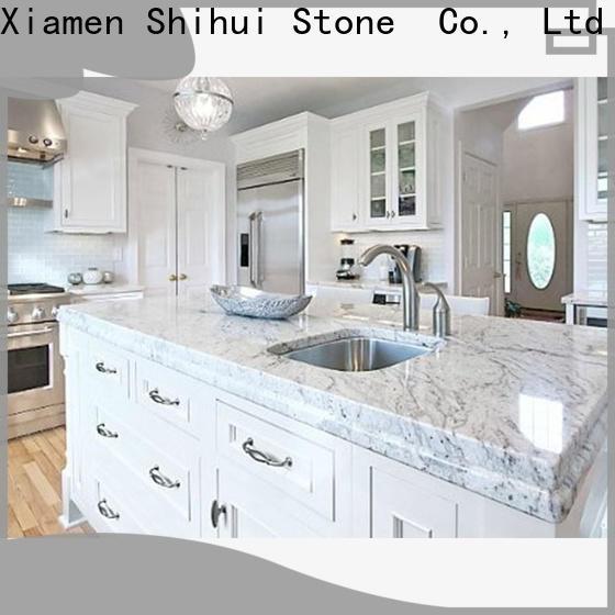 Shihui manmade stone countertops personalized for bar
