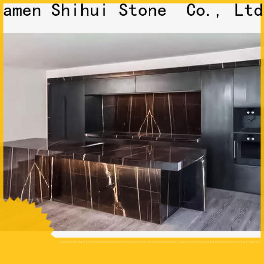 stable solid stone countertops factory price for hotel