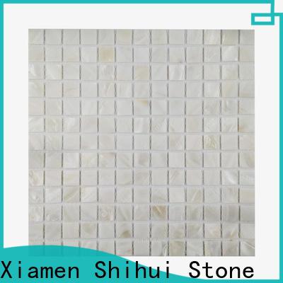 Shihui natural stone mosaic series for indoor