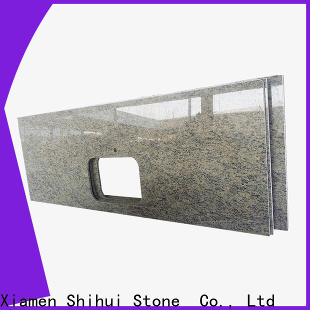 artificial stone slab countertop factory price for bathroom