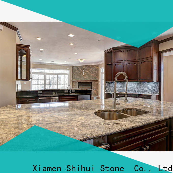 professional top stone countertops factory price for hotel