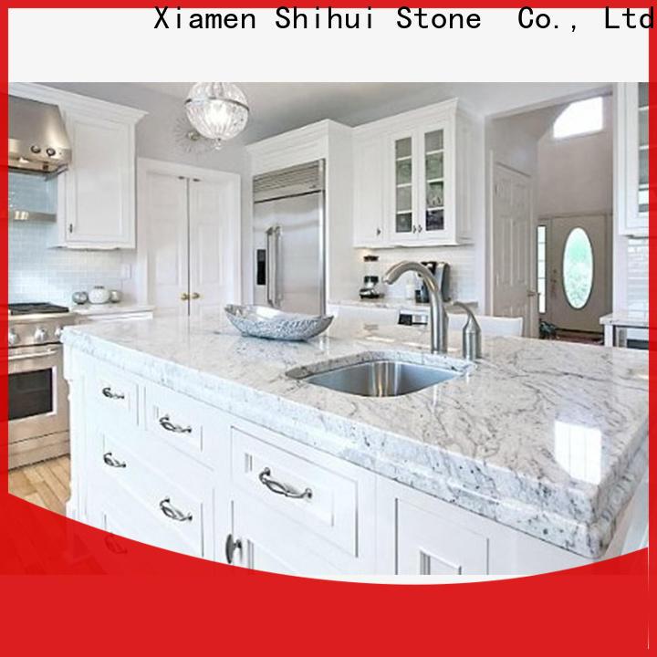 Shihui quality stone kitchen countertops wholesale for kitchen