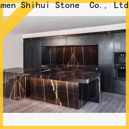 Shihui professional engineered stone countertops wholesale for kitchen