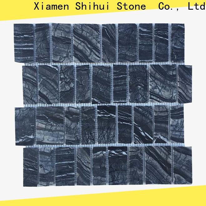 grey stone mosaic tile backsplash manufacturer for toilet