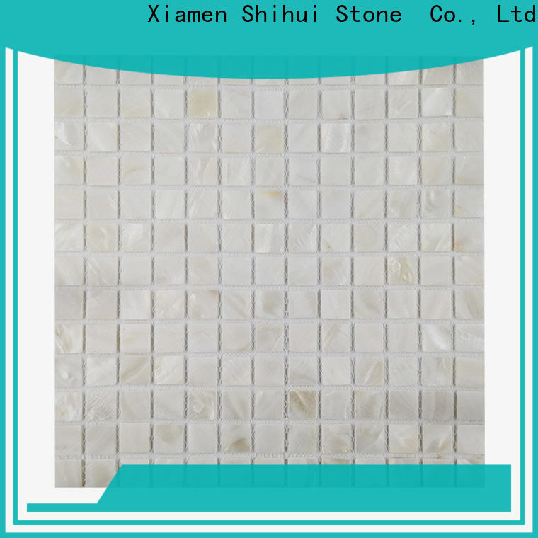 Shihui oriental stone mosaic backsplash series for household