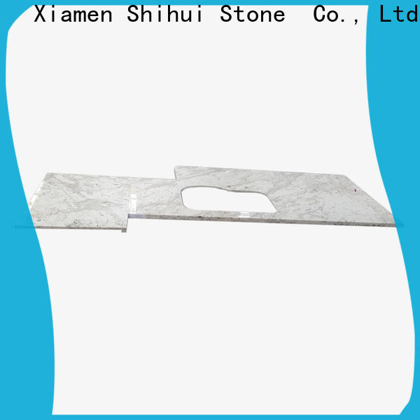 Shihui certificated stone tile countertops personalized for hotel