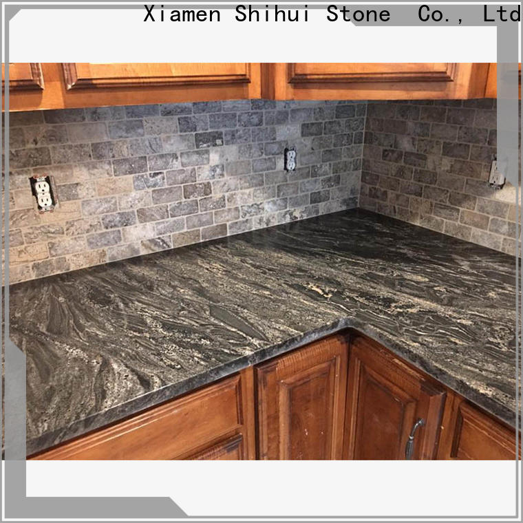 Shihui solid stone countertops personalized for kitchen