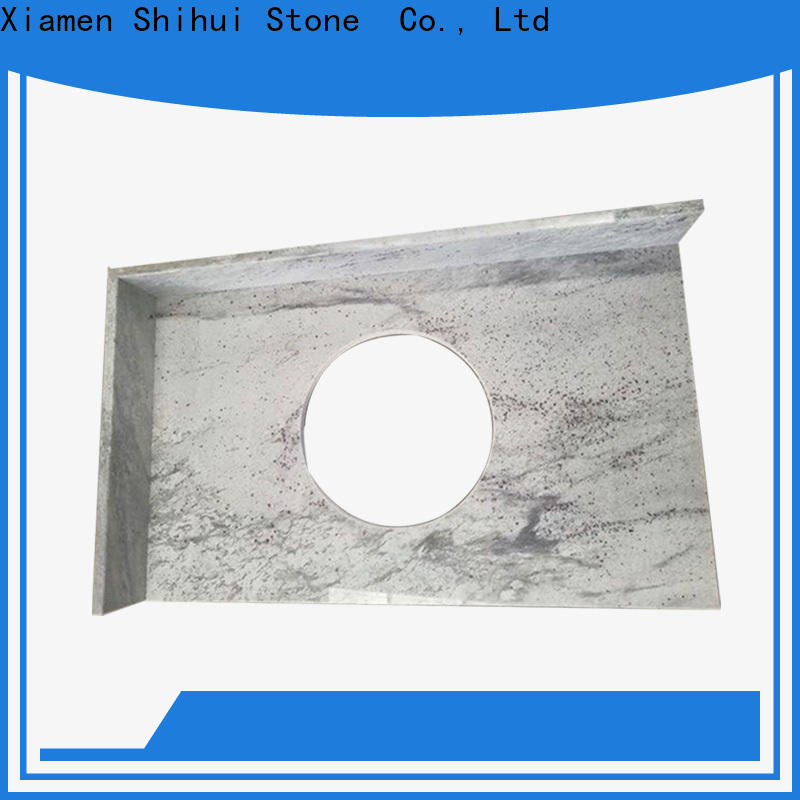 Shihui manufactured stone countertops factory price for kitchen