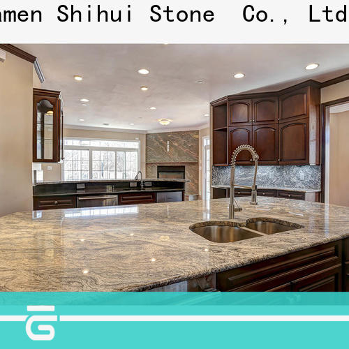 Shihui quality top stone countertops supplier for kitchen