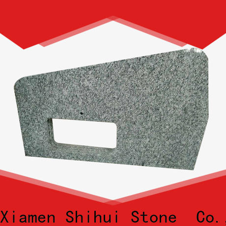 Shihui black top stone countertops supplier for bathroom