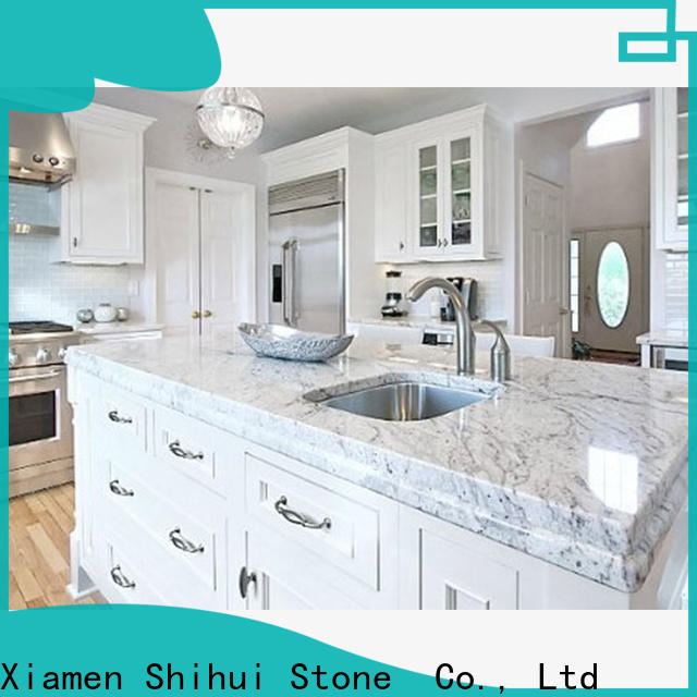 artificial best stone kitchen countertops supplier for bathroom