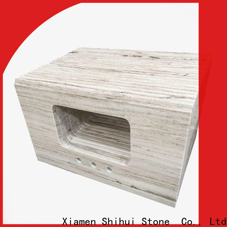 Shihui manmade stone countertops supplier for hotel
