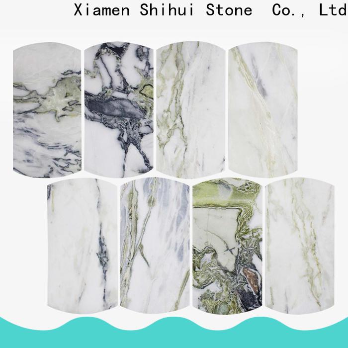 Shihui oriental stone mosaic backsplash series for indoor
