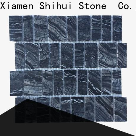 Shihui reliable natural stone tile mosaic from China for toilet