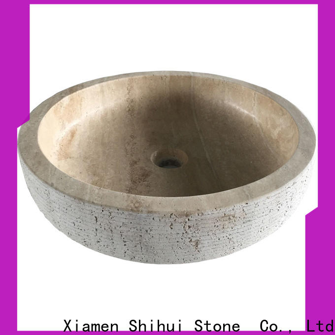 Shihui natural stone basin supplier for kitchen