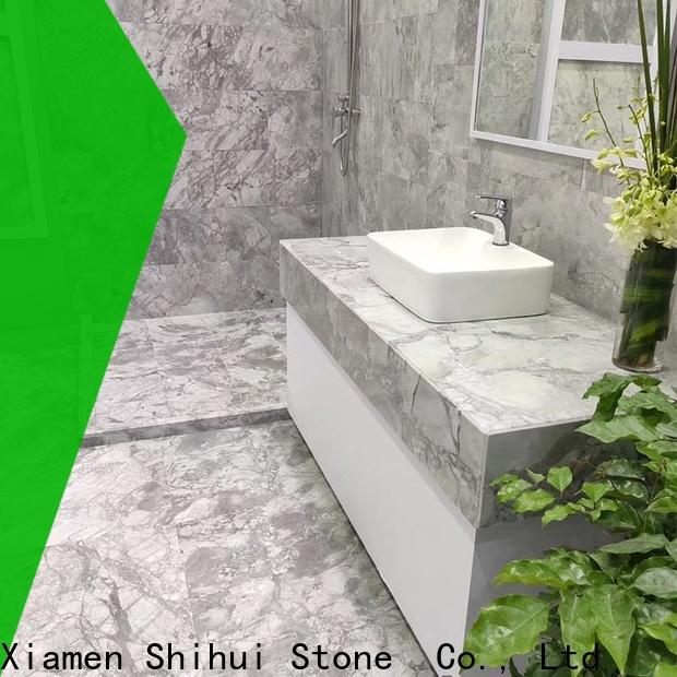 popular natural stone marble tile with good price for household